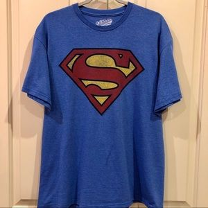Old Navy Collectabilitees Superman T-Shirt L